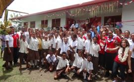 Sivitatanana happy children with Digicel-Foundation-Team