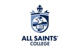 All Saints College Logo