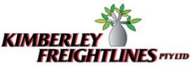 Kimberley Freightlines Logo