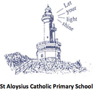 St Aloysuis Primary School Logo