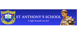St Anthonys School Logo