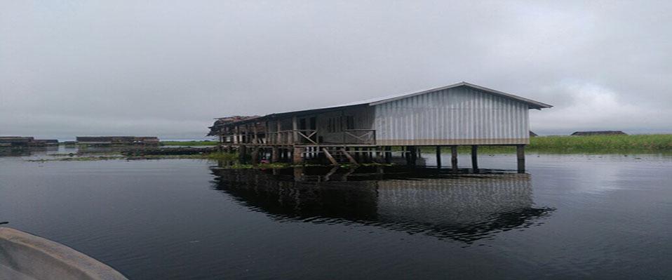 Wom School Building