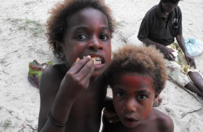 Kids from the Village